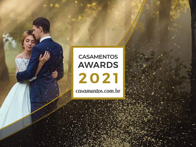Casamentos Awards 2021: apresentamos os grandes vencedores da 6ª edição
