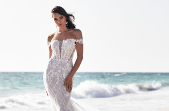 Vestidos Zavana Bridal 2021: mergulhe na coleção Jewel of the Sea