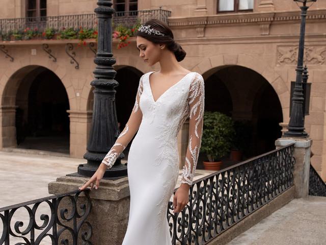 70 Vestidos de noiva simples: a chave para um look minimalista