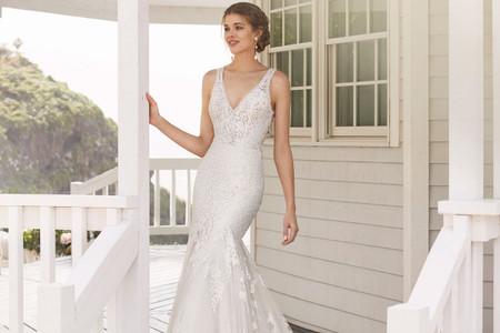 Vestido de noiva sereia: sensualidade e elegância em 70 modelos