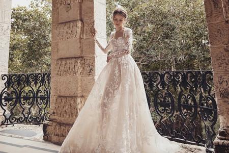 Casamento no inverno? 50 vestidos de manga longa para aquecer o seu dia