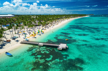 Lua de Mel na República Dominicana: amor, sombra e água fresca!