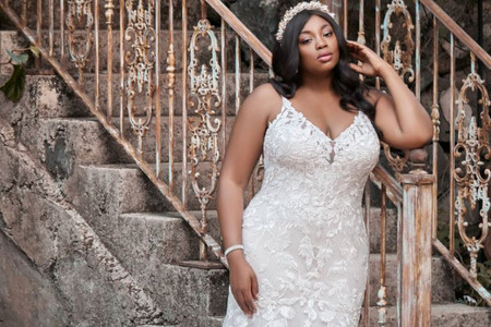 70 Modelos de vestidos para noivas plus size: moda nupcial inclusiva e diversa