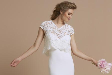 Transporte-se para a cidade luz com os vestidos de noiva Atelier Emelia Paris 2021