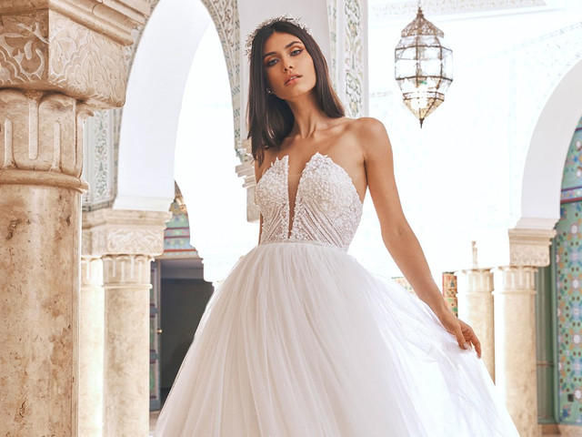 105 Vestidos de noiva princesa para você se apaixonar