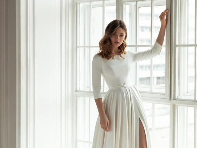 A delicadeza da manga três quartos em 45 vestidos: renda-se ao estilo