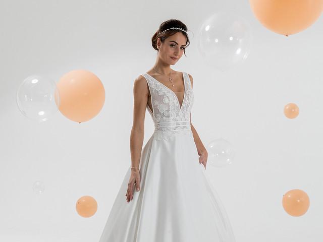 Vestidos Eglantine Créations: saiba o que a marca propõe para as noivas 2020 e 2021