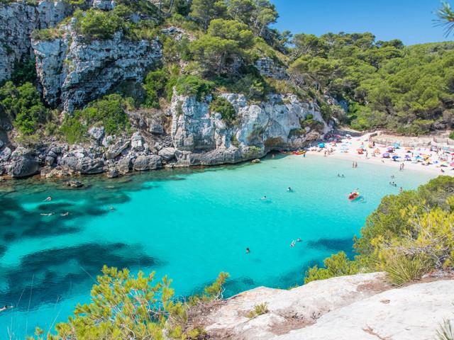 Você, o seu amor e uma ilha dos sonhos: lua de mel em Menorca