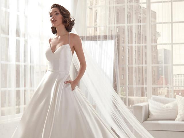 Clássicos e impecáveis: você precisa conhecer os vestidos de noiva Jolies 2020