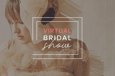 Tendências da moda nupcial no Virtual Bridal Show 2020 | 2021