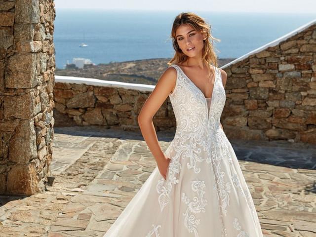 Vestidos de noiva com bolso: charme e história em  50 modelos