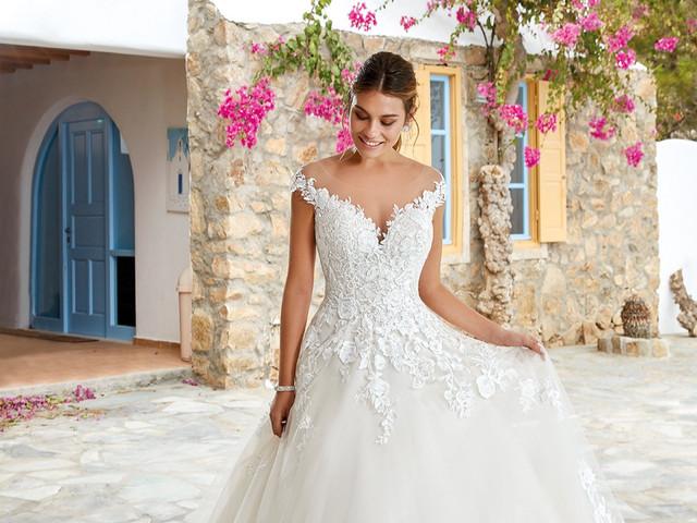 101 Vestidos de noiva com decote ombro a ombro para 2020