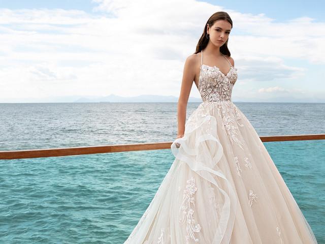 Vestidos de noiva Cosmobella 2020: conheça a coleção Eterea Eleganza