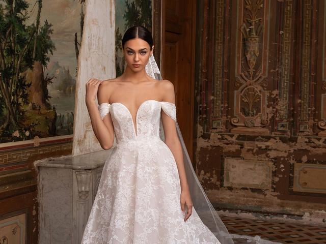 101 Vestidos de noiva princesa para você se apaixonar