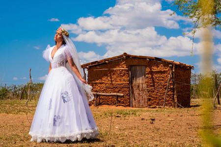 Vestidos de noiva Pó de Arroz: mergulhe no universo de Sertão Encantado