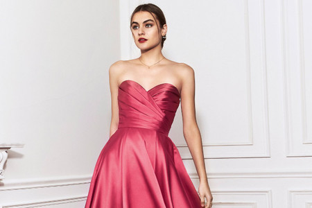 """""""La vie en rose"""": 101 vestidos de festa em todos os tons de rosa"""