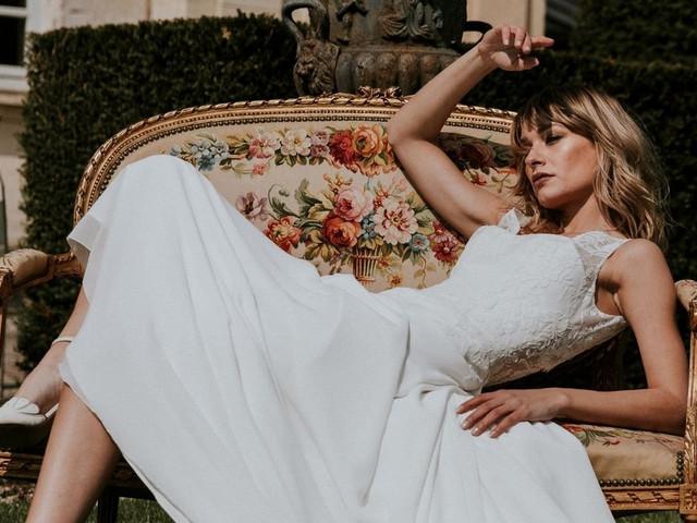 Um estilo de vestido para cada estilo de noiva: qual é o seu?