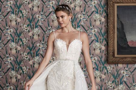 Vestidos de noiva Justin Alexander Signature 2021: romantismo sem clichês