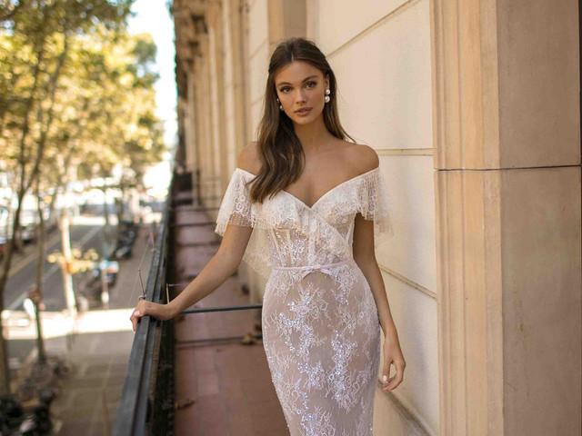 Vestidos de noiva Muse by Berta 2019: os encantos da coleção Barcelona