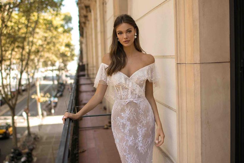 75177abe2 Vestidos de noiva Muse by Berta 2019: os encantos da coleção Barcelona