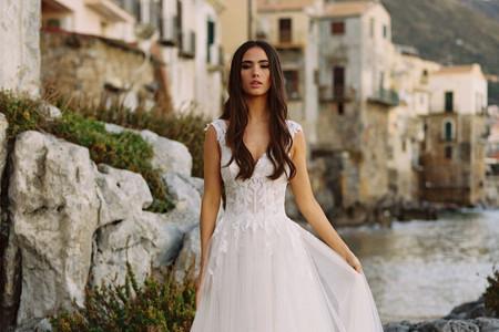 Vestidos Allure Bridals: o que a marca reserva para a próxima temporada