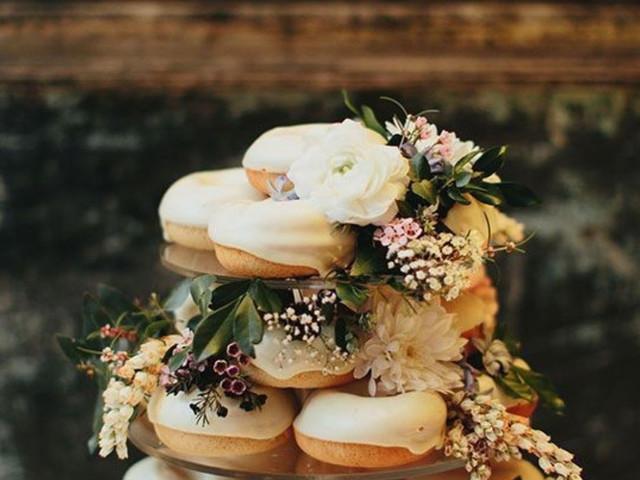 Donuts: tendência original para a sua mesa e o décor