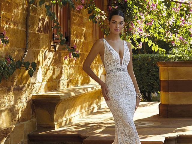 Vestidos de noiva Cosmobella 2021: a nova coleção te fará luzir