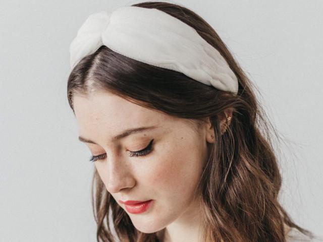 Tendências de penteados de noiva para 2020