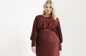 Vestidos de festa plus size: 43 modelos encantadores para as convidadas