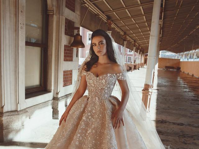 Vestidos de noiva Dovita Bridal: conheça a coleção 2021