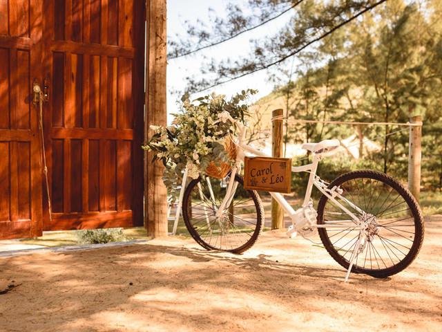Bicicletas no décor: 50 imagens para inspirar a sua recepção