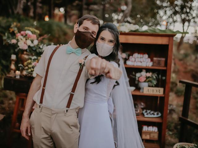 """Máscaras para o casal: """"sim"""" com segurança, belezae muito estilo!"""