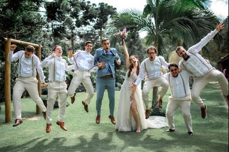 8 Maneiras de garantir que o seu casamento não tenha nenhum momento tedioso!