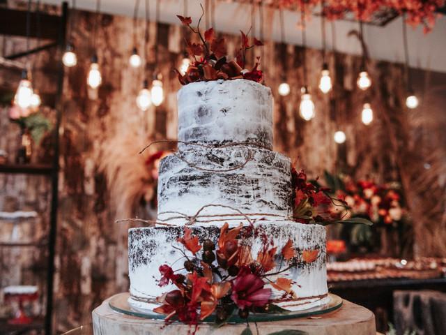 101 Bolos decorados para casamento: qual deles combina com o enlace?