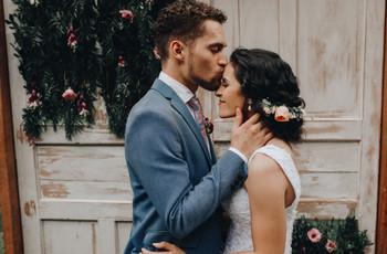 O casamento de Lívia e Patrick: um amor que o tempo construiu