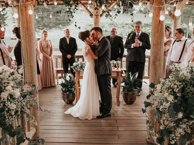 Dicas para personalizar ao máximo o seu mini wedding no campo