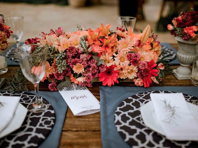 9 Tips para escolher a paleta de cores do seu casamento