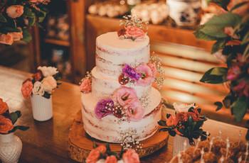 Bolo de casamento semi naked: seria esse o tipo ideal para você?