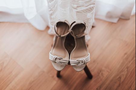 Sapatos de noiva para casamentos no verão: 70 modelos para te inspirar