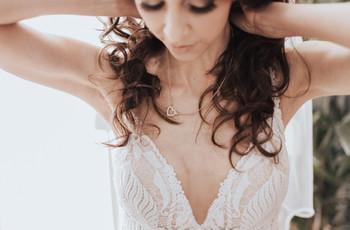 25 Colares delicados para a noiva: acessório romântico ideal