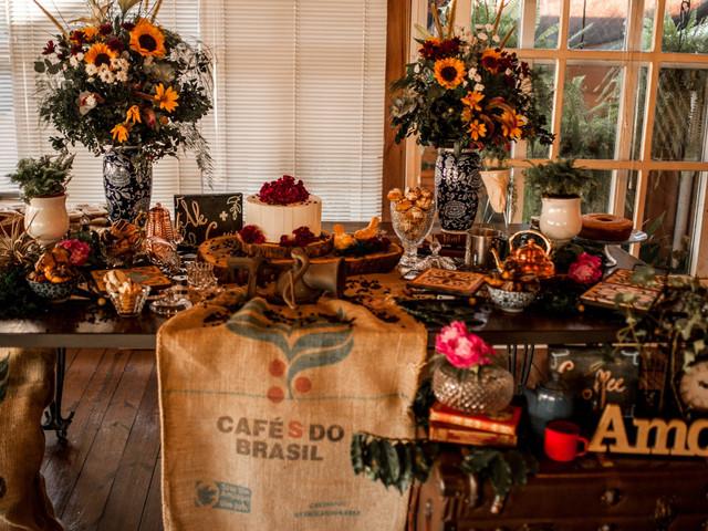 Amantes do café, preparem-se: o casamento perfeito para vocês existe