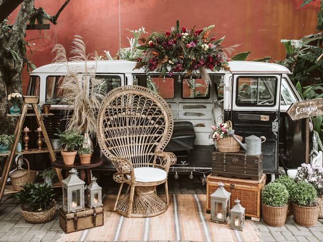 65 Ideias de decoração para inspirar um autêntico casamento vintage
