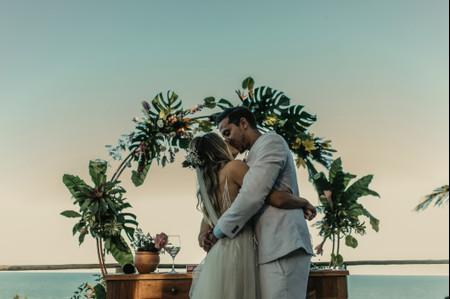 Para o seu casamento à beira-mar... uma deliciosa playlist tropical