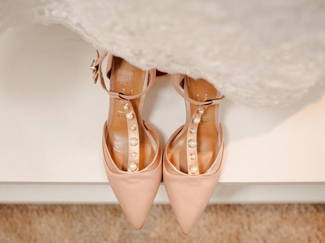 Erros que deve evitar na compra dos sapatos de noiva
