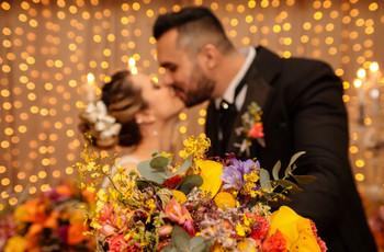 80 ideias para decorar seu casamento em amarelo!
