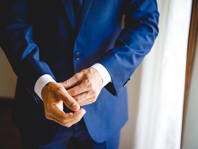 Aluguel dos trajes de noivo: 5 coisas que devem ter em conta