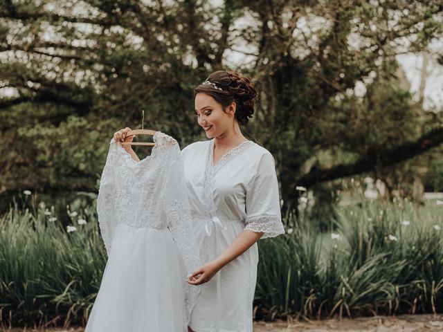 Teste: O que o seu vestido de noiva diz sobre você?