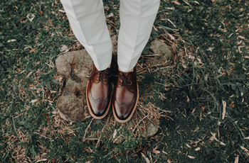 5 Estilos de sapatos originais para o noivo: qual deles combina com você?