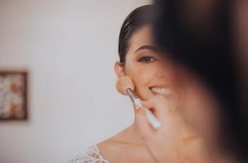 Conselhos para o dia da prova de maquiagem de noiva