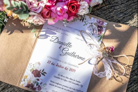 5 Dicas a considerar para o seu convite de casamento estilo vintage